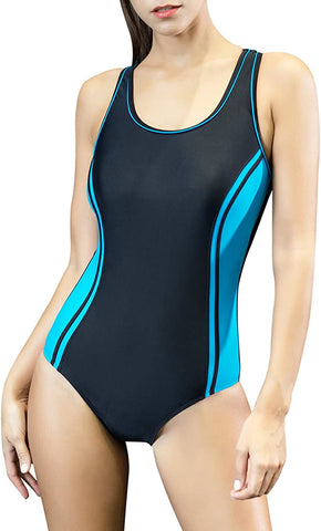 Uhnice Swimsuits Training Athletic Swimwear