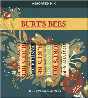 BURTS Beeswax Bounty Fruit Flavored