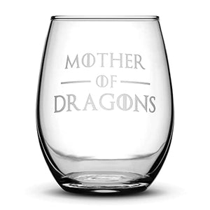 Premium Thrones Stemless Integrity Bottles