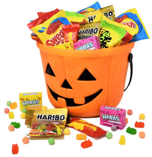 Halloween Care Package Gift Basket