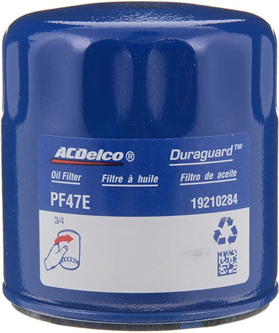 Image of ACDelco PF47E Professional Engine Filter