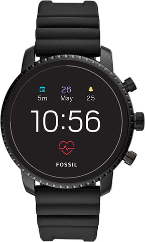 Fossil Explorist Stainless Touchscreen Smartwatch