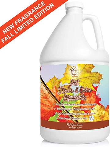 Pet Stain Odor Miracle Cleaner