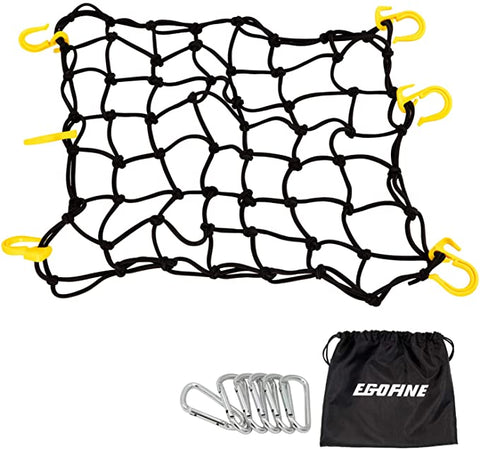 Image of Egofine Motorcycle Stretch Plastic Carabiners