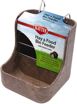 Kaytee Food Feeder Quick Locks