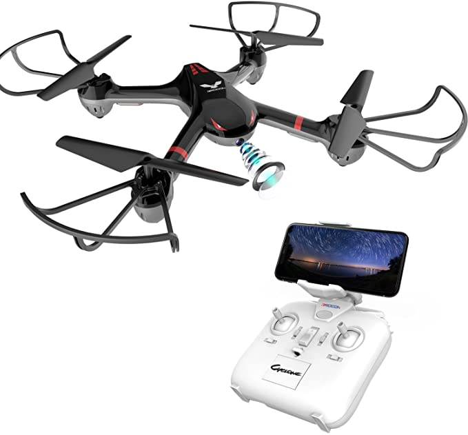 DROCON Training Beginners Real time Quadcopter