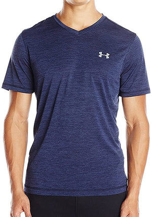 Under Armour V Neck Sleeve T Shirt
