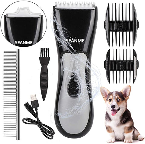Clippers Waterproof Professional Rechargeable included)