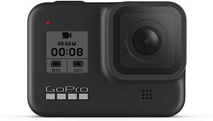 GoPro HERO8 Black Waterproof Stabilization