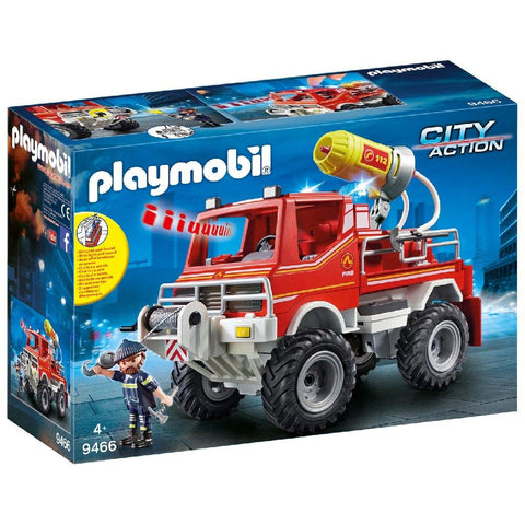 PLAYMOBIL® 9466 Fire Truck 2018