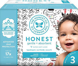 Honest Company Diapers TrueAbsorb Technology