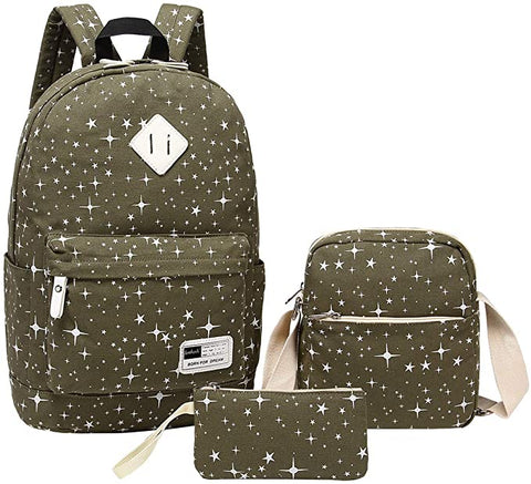 Student Backpack Aiduy Rucksack Shoulder