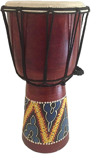 Djembe Bongo African Wooden Professional