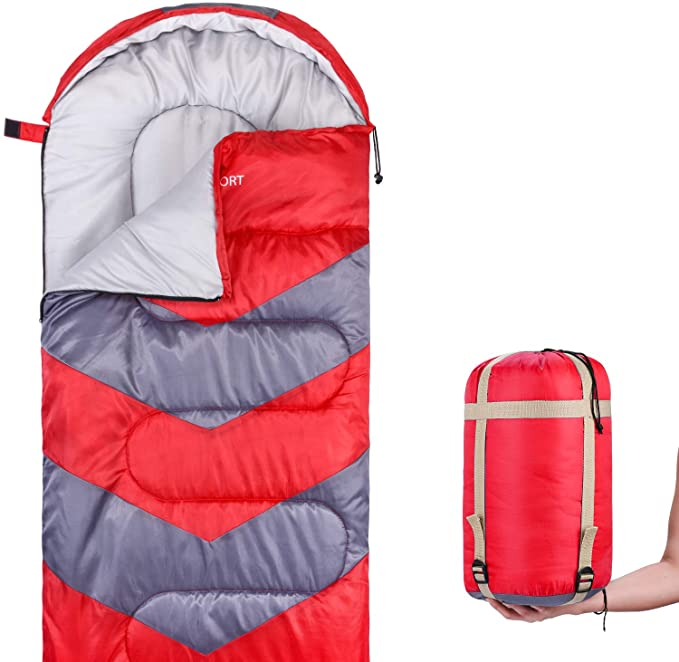 Abco Tech Sleeping Bag Lightweight