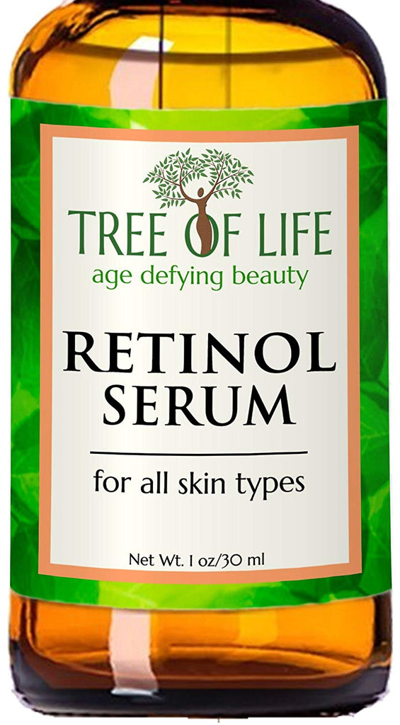 ToLB Retinol Serum Moisturizer Ingredients