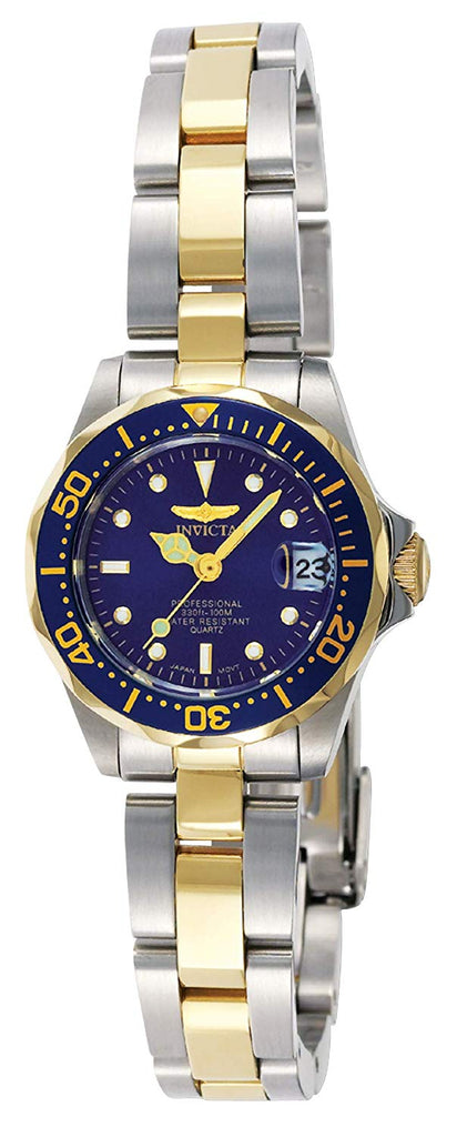 Invicta Womens INVICTA 8942 Two Tone Stainless