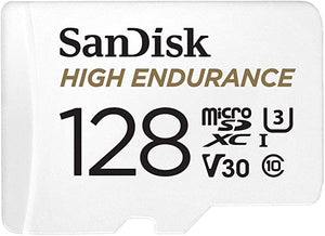 SanDisk Endurance microSDXC Adapter Monitoring