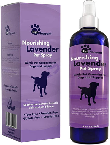Natural Pet Spray Aromatherapy Deodorizer