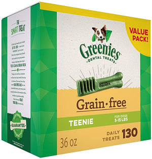 GREENIES TEENIE Natural Dental Treats