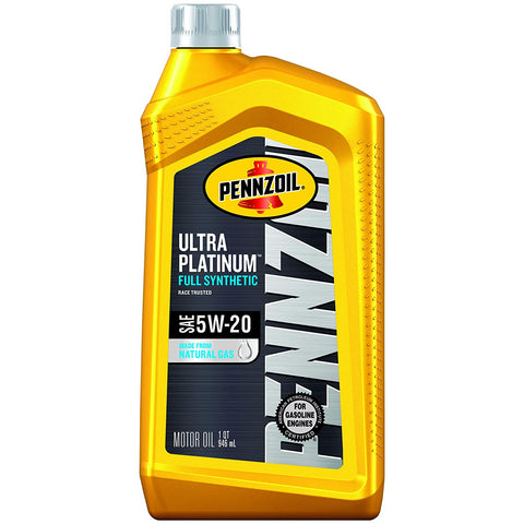 Pennzoil Ultra Platinum Synthetic Motor