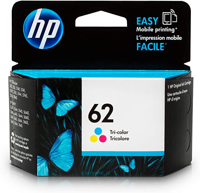 HP Tri color Cartridge C2P06AN Officejet