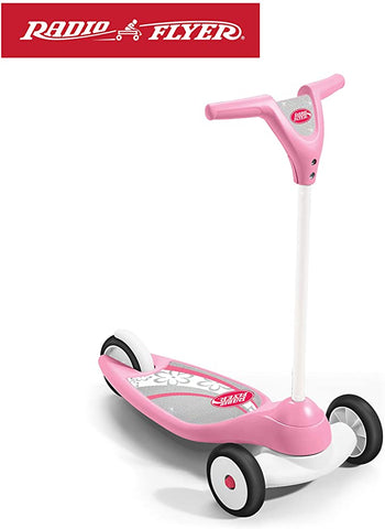 Radio Flyer 1st Scooter Pink