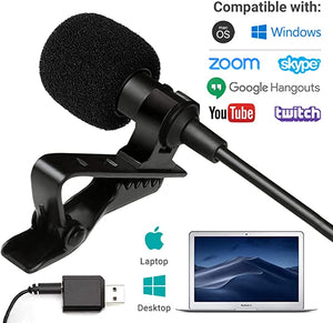 Movo Microphone compatible Smartphones Podcasting