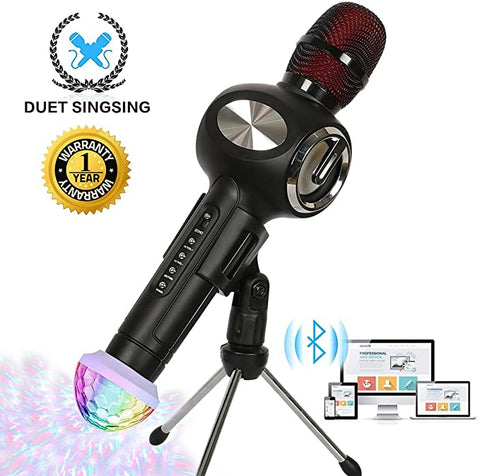 Microphone Wireless Bluetooth Portable Recording