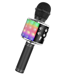 Wireless Bluetooth Microphone Portable Christmas