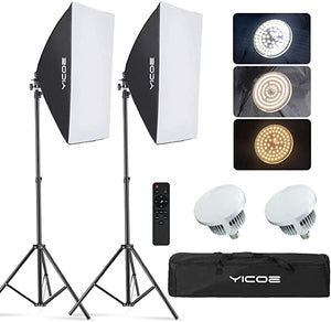 YICOE Photography Equipment Continuous Advertising