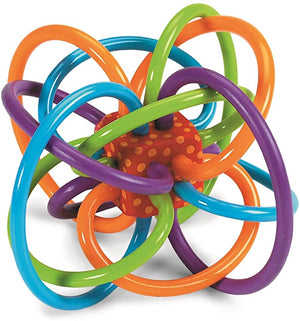Manhattan Toy Winkel Sensory Teether