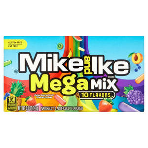 Mike Ike Flavors Assorted Flavored
