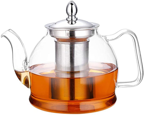 Hiware Removable Infuser Stovetop Blooming