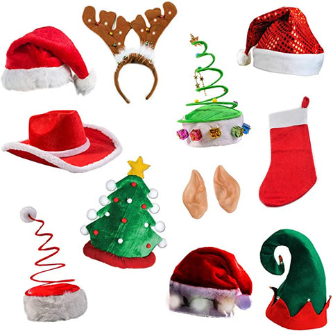 Tigerdoe Christmas Party Supplies Accessories