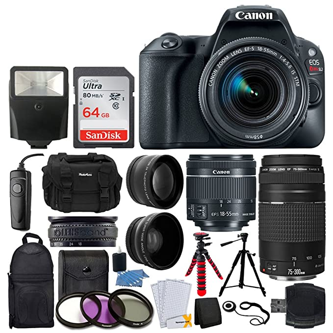 Canon EOS Rebel SL2 Camera