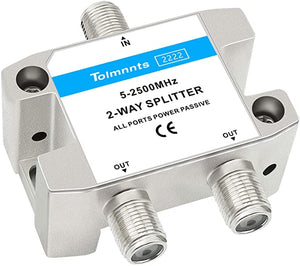 Tolmnnts Splitter 5 2500MHz Satellite Configurations