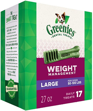 GREENIES Weight Management Natural Dental