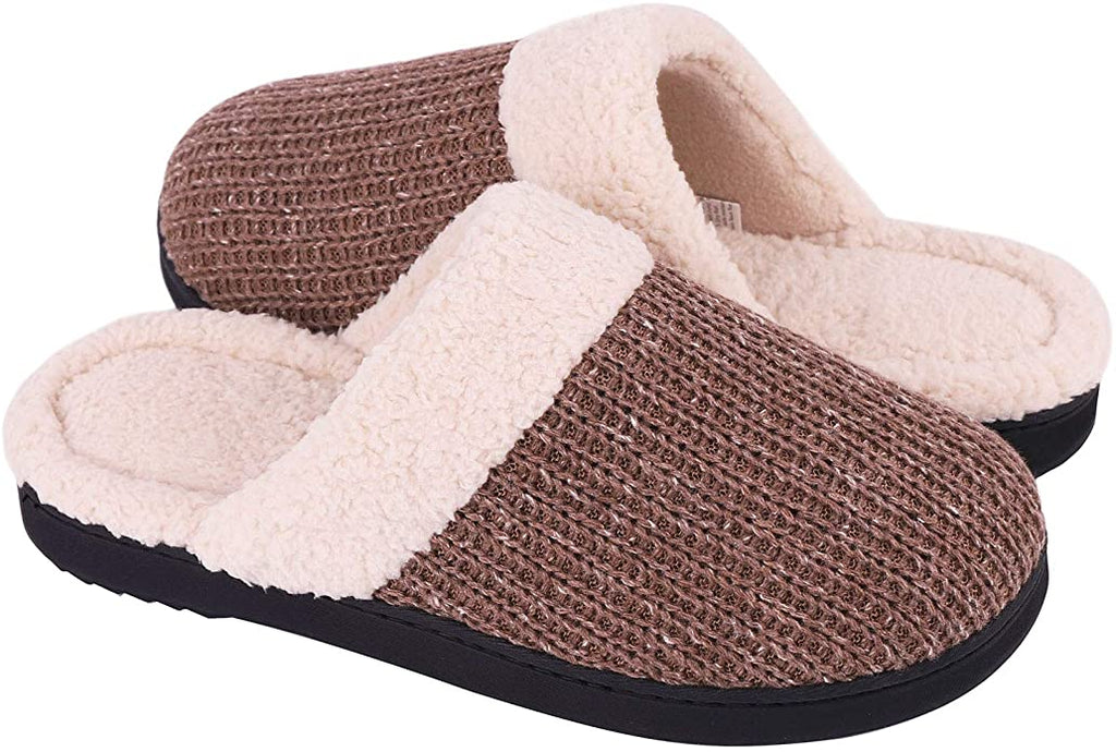 Snug Leaves Womens Slippers Outdoor