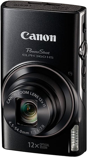 Canon PowerShot Digital Optical Stabilization