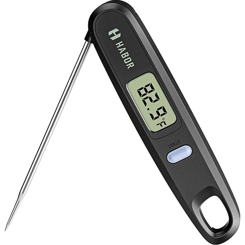 Habor Digital Thermometer Foldable Standard