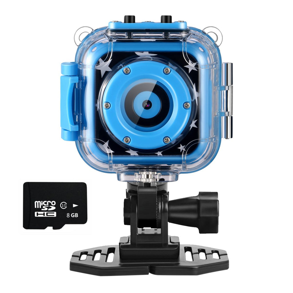 Ourlife Waterproof Camera Recorder Memory