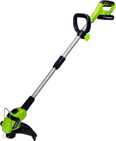 Earthwise LST02010 20 Volt Cordless Included