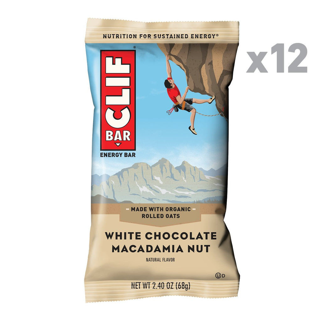CLIF BAR Chocolate Macadamia Protein
