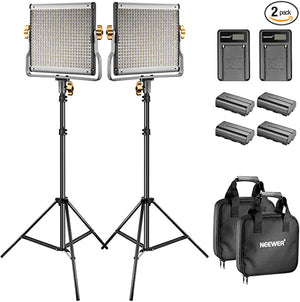 Neewer Bi color Shooting Dimmable 3200 5600K