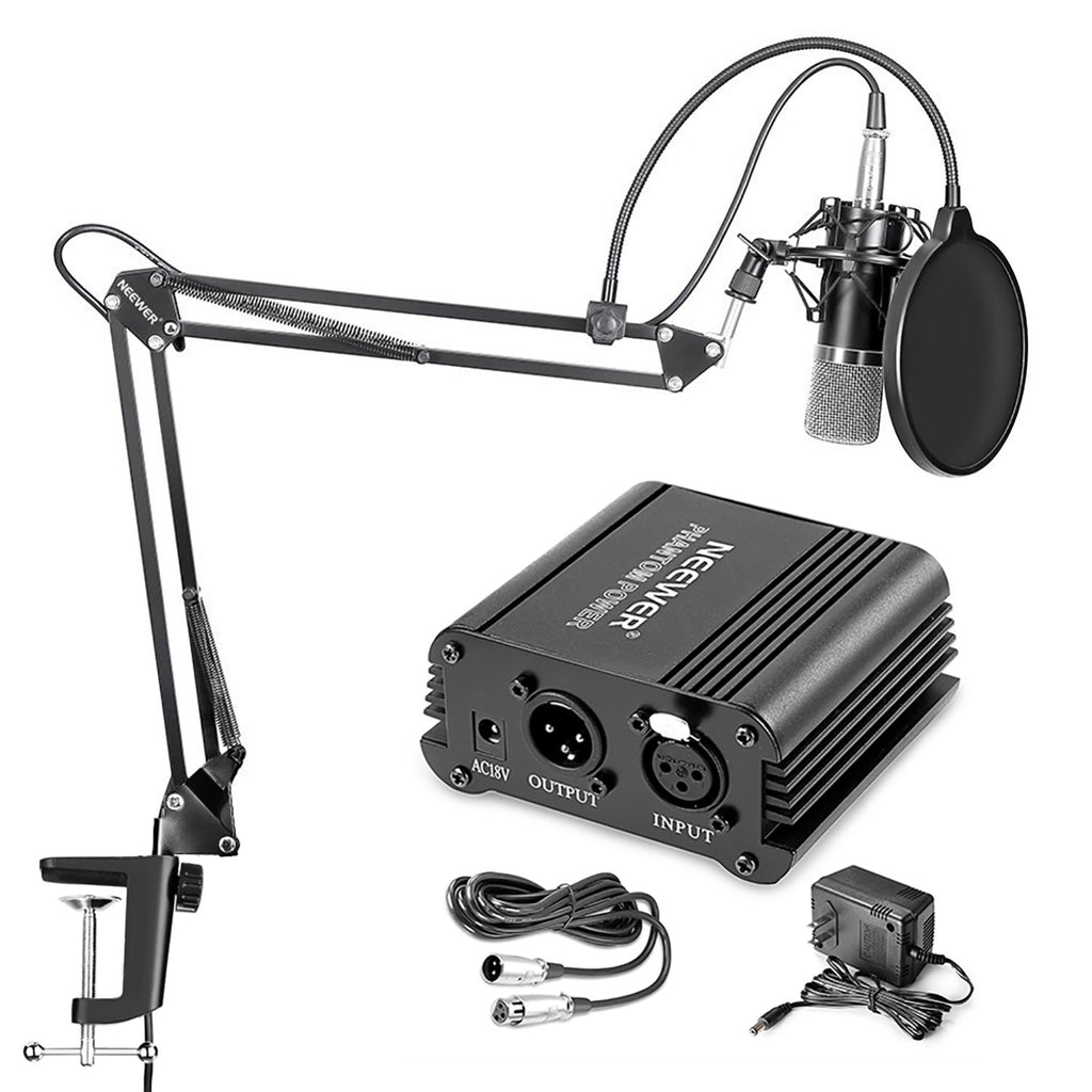 Neewer Professional Condenser Microphone Suspension