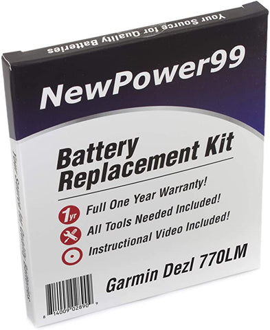 NewPower99 Replacement Dezl 770LM Installation