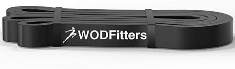 WODFitters Resistance bands Black Power lifting