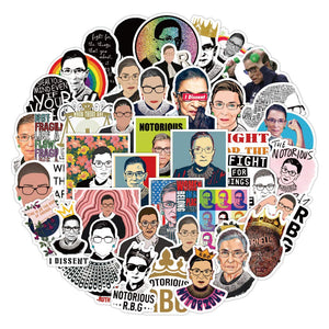 Ginsburg Stickers Waterproof Scrapbooking Skateboard