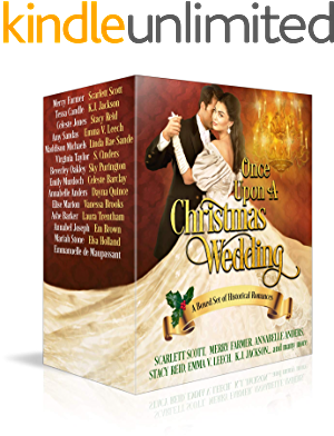 Once Upon Christmas Wedding collection ebook