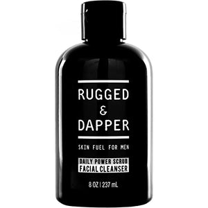 RUGGED DAPPER Cleanser Breakouts Ingredients